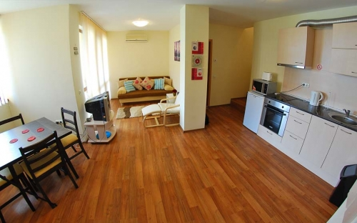 Two Bedroom Apartment Type A